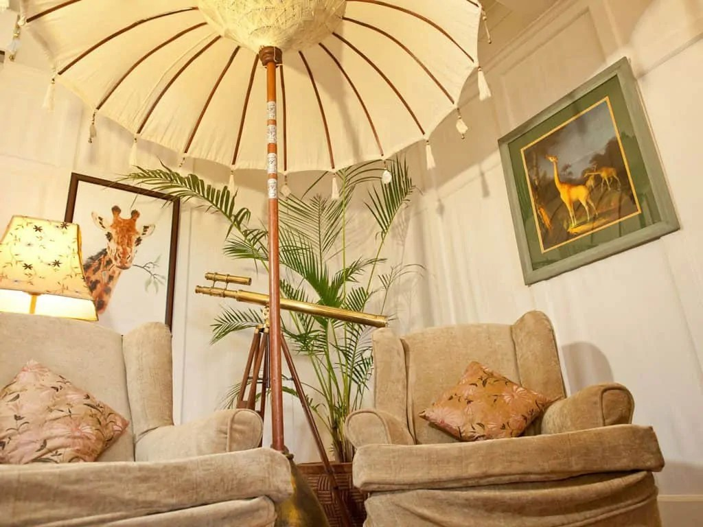 Its Interiors Are Adorned With Paintings And Photographs Of The Valued Wildlife Colour Scheme Itself Does Not Stray Far