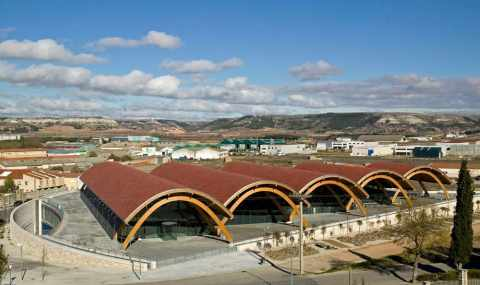 Bodegas Protos Winery by Richard Rogers 25