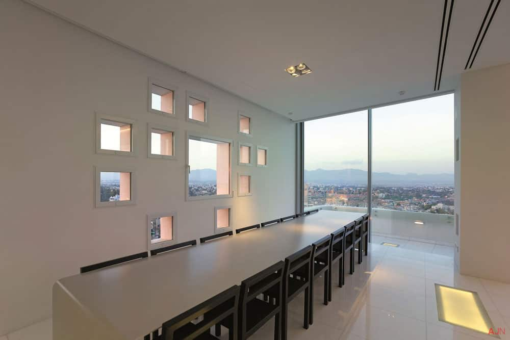 White walls in Cyprus by Ateliers Jean Nouvel 4