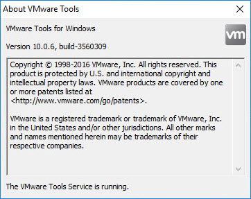 VMware VMtools installation with XenDesktop / XenApp 7 x VDAs