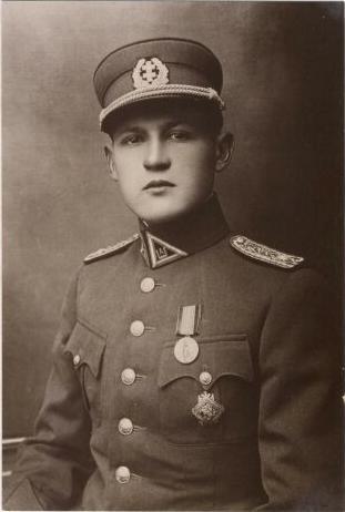 Jonas Žemaitis - Vytautas
