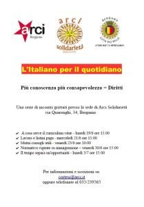 italiano per il quotidiano