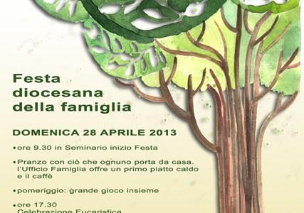 Festa diocesana della famiglia: appuntamento domenica 28 aprile