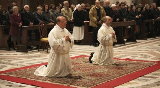 Andrea Matta e Andrea Passera saranno ordinati sacerdoti il 29 giugno