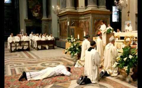Ordinazione presbiterale di Stefano Bedello
