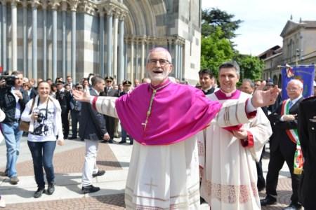Ordinazione Episcopale di Mons. Marco Arnolfo