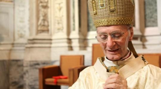 Il saluto di Padre Enrico Arcivescovo alla comunità eusebiana