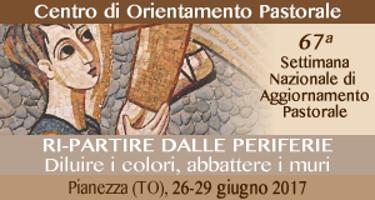 Aggiornamento pastorale a Pianezza