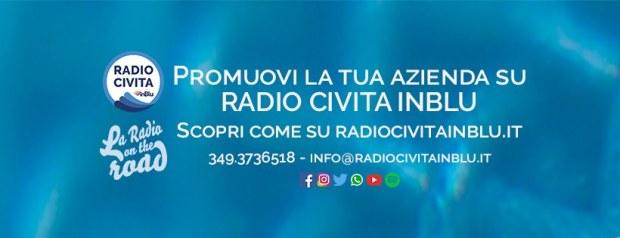 Pubblicità su Radio Civita InBlu