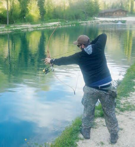 La competizione si articola su due gare con classifica combinata, secondo il Regolamento di pesca con l'arco Fiarc modificato il 24 gennaio 2015.