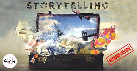 Viaggia, Immagina, Scrivi: Corso di Storytelling II° Edizione