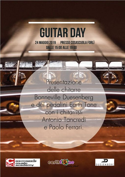 Guitar Day