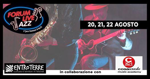 Forum Live Jazz Festival