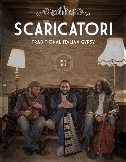 19/01/2020 Gli Scaricatori all'Entroterre Folk Club