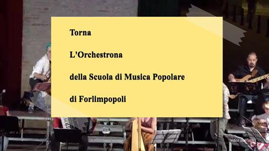 16 Luglio 2020 L'Orchestrona a Bertinoro