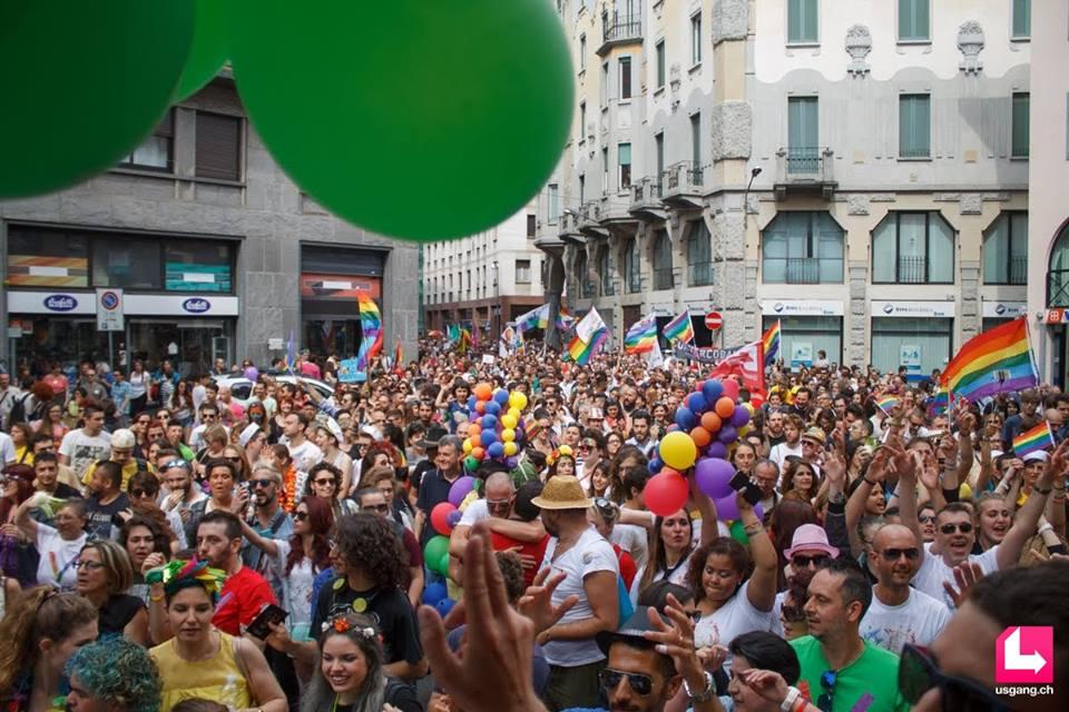 Varese Pride 2019: tutte le informazioni ufficiali