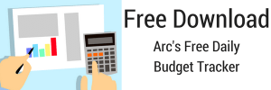 Download Arc's Free Budget Trackr