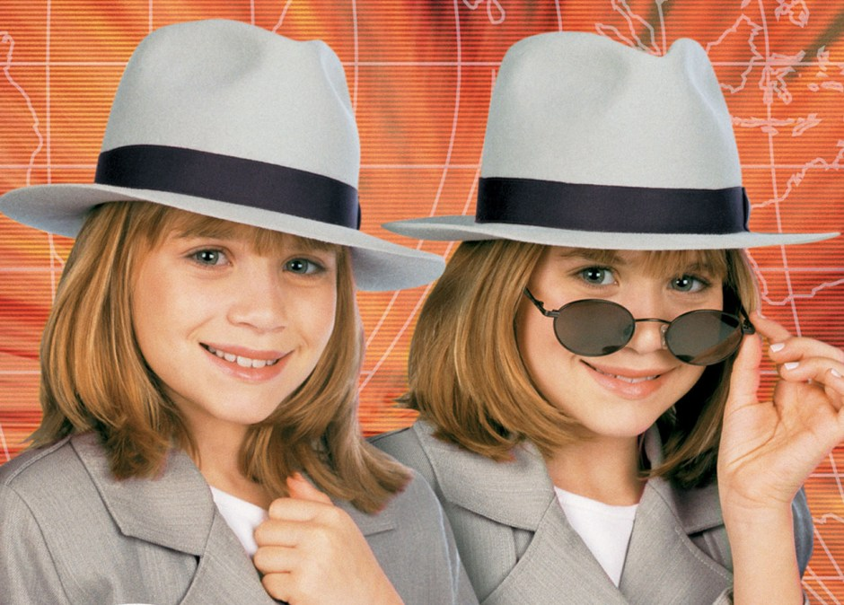 Mary Kate & Ashley Olsen Mysteries