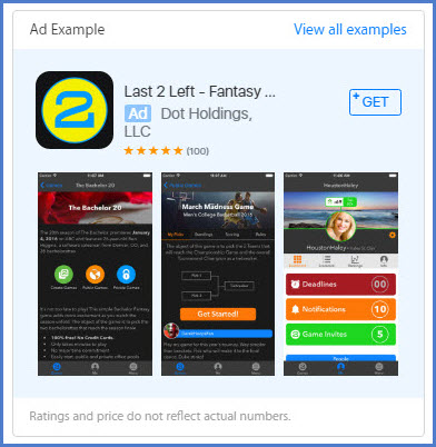 Review: Apple's App Store Search Ads for App Marketing
