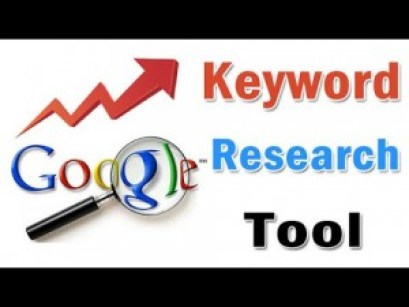 Google Keyword Research Planner Tool