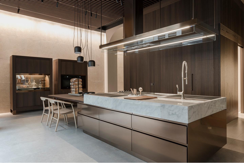 News Arclinea flagship store  via Durini 7 Milano