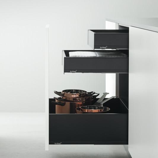 Come organizzare lo spazio in cucina Prodotti  Arclinea