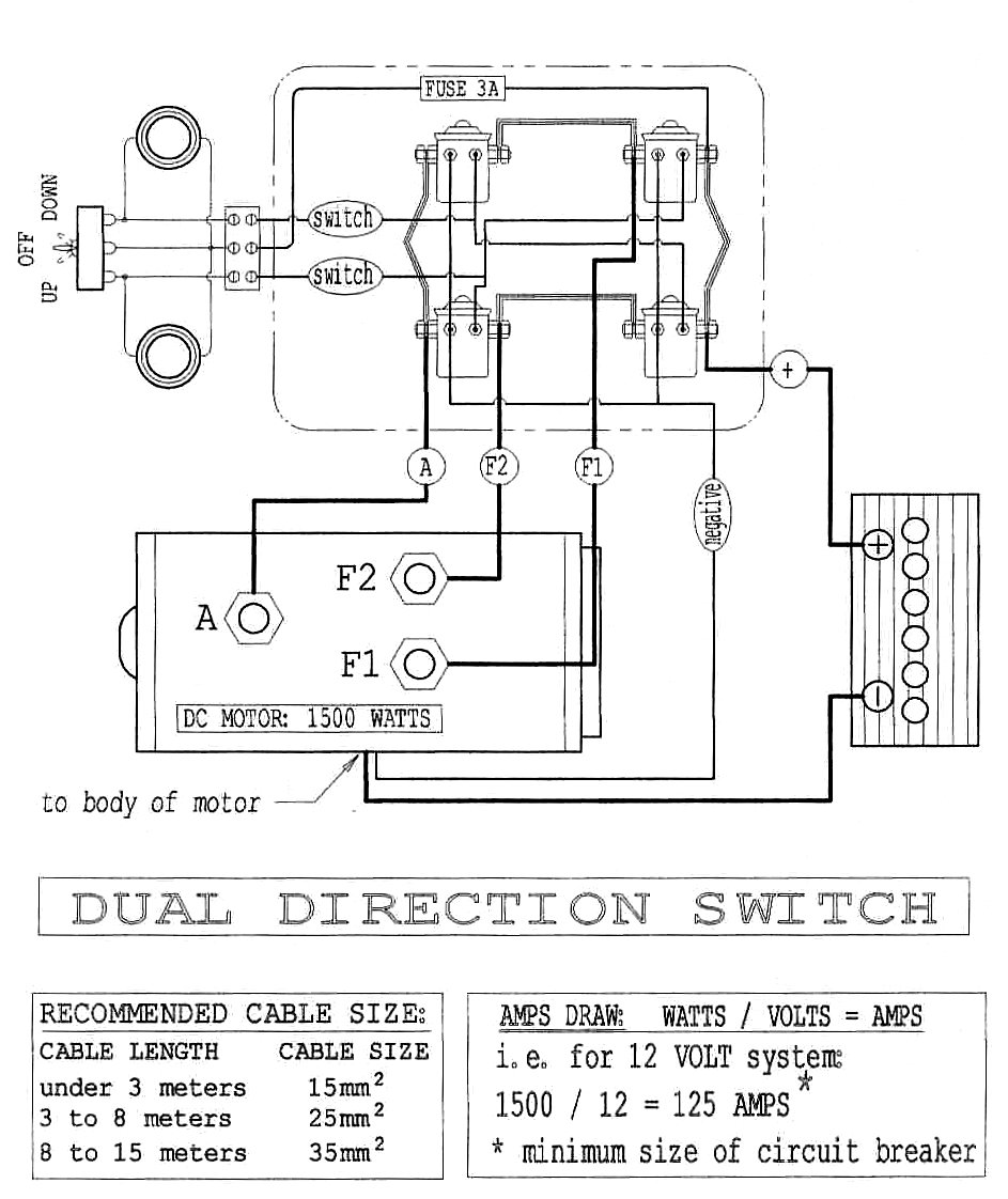 medium resolution of hutton arco yacht winches boat winch wiring diagram