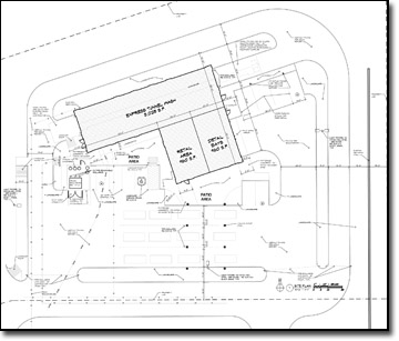 Electrical Site Plan Electrical Plan Notes Wiring Diagram