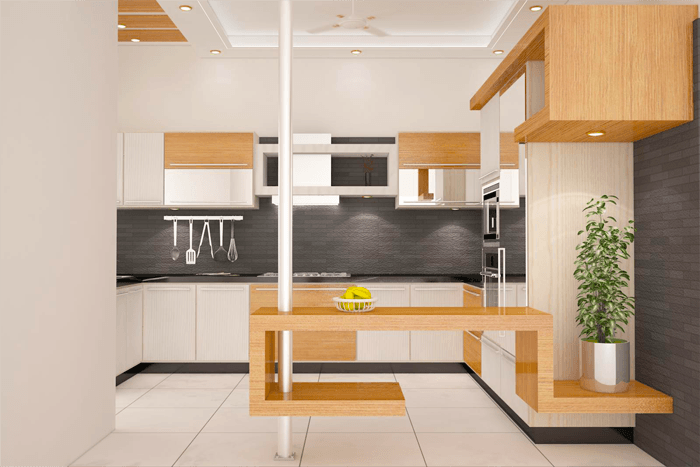 Architects builders - Kitchen design in pakistan ...