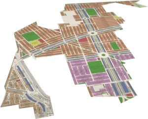 Bahria Orchard phase 4 map lahore