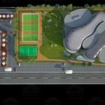 LDA Sports Complex Gulberg Lahore