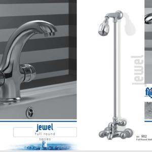 Faisal Sanitary Jewel Bath room set 907
