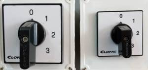 selector chang over clopal