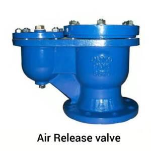 Air Release Valve Cast Iron