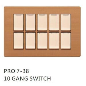 10 switch sheet pro 7 switch clopal