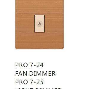 Fan Dimmer Light Dimmer Sheet Pro 7 Series Clopal