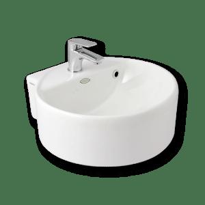 porta wall mounted art vanity washbasin a005