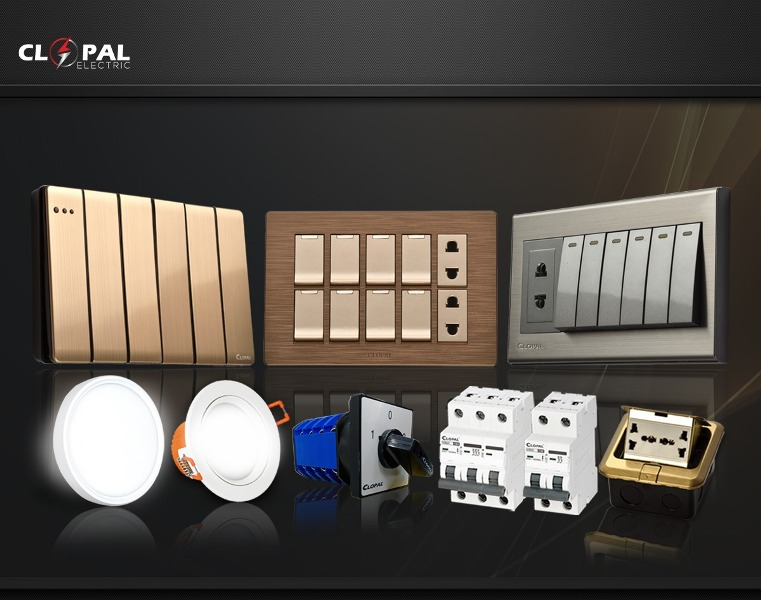 Clopal Electric Switches