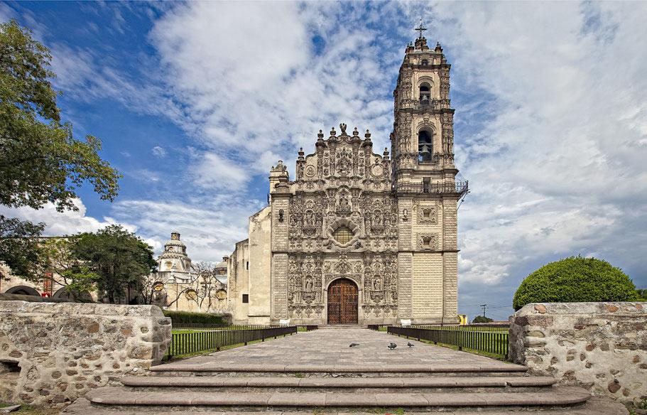 iglesia tepotzotlan