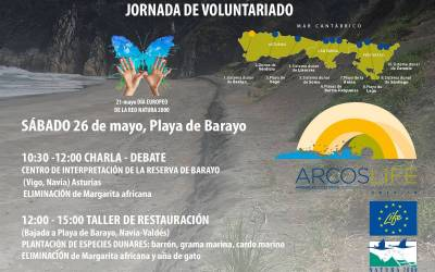 Join us to celebrate the Natura 2000 day in Barayo (Asturias) on 26th of May