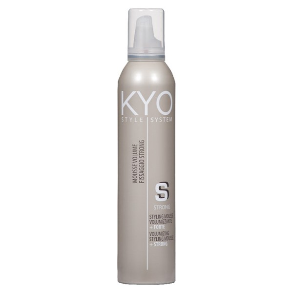 ARCosmetici kyo mousse volume fissaggio strong forte 1