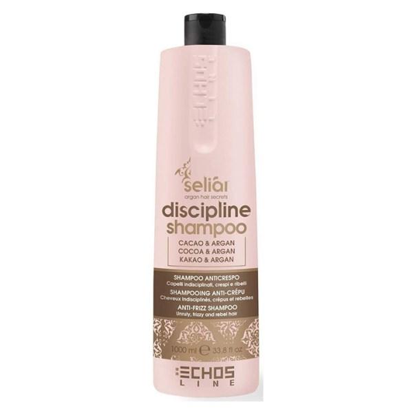 ARCosmetici shampoo anticrespo seliar echos line cacao argan discipline 1000ml