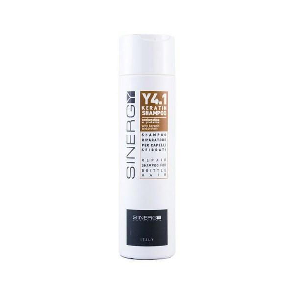 ARCosmetici sinergy y4 1 shampoo cheratina per capelli danneggiati