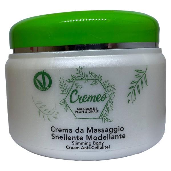 Crema da Massaggio Snellente Modellante