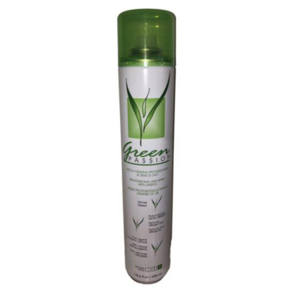 lassa fissante senza nichel ai semi di lino green passion 500ml