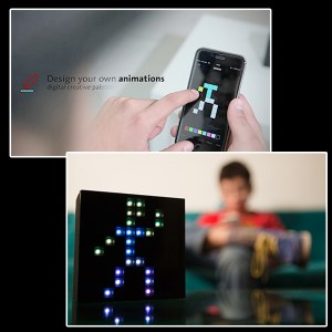 AuraBox, Bluetooth Lautsprecher, Kreative Animation