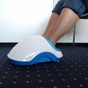 Fuss-fit-Maxx, Wellness Oase für müde Füße mit Fußmassagegerät