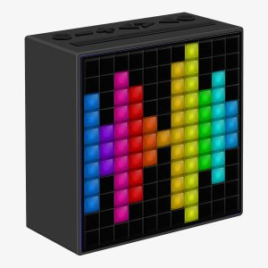 Divoom TimeBox - Smart Bluetooth Lautsprecher mit Pixel Animation