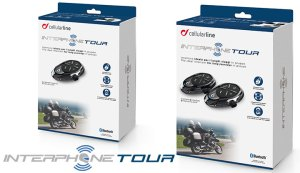 Interphone Tour , Single und Twin Pack
