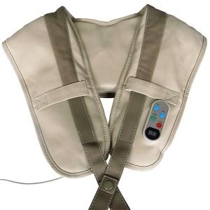 Klopfmassagegerät für Rücken- und Nacken Massage